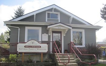 Bellingham Natural Family Medicine office